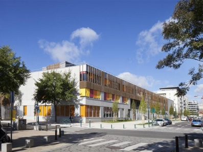 Groupe scolaire GENEVILLIERS